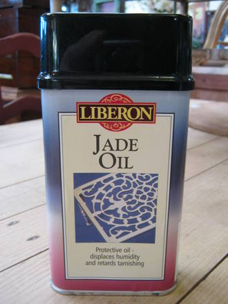 Liberon Jade Oil 500ml