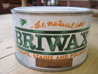 Briwax 400gms - Jacobean Out of stock