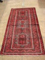 Hand Knotted Persian Rug $1150