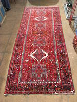 Hand knotted Iranian Rug $2750