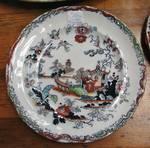 Mason's Ironstone dinner Plate