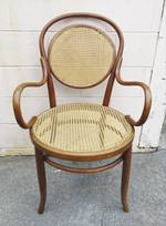 Bentwood Cane Carver Chair $395.00