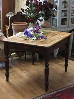 Small Antique Rustic Dining table $1495