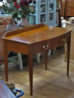 A Very Fine Art Deco Era Druce & Co Writing Table Desk of London $1495.00