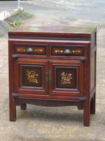 Antique Chinese Cabinet $1350.00