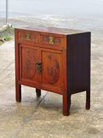 Antique Chinese Lacquered Cabinet $1350.00