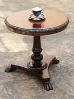 Vintage Georgian Style Wine Table SOLD
