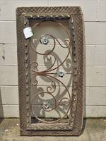 European Window Grills - Antique Architectural Salvage