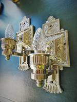Art Deco Wall Sconces $995.00
