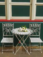 Fleur de Lys French Style Cafe Set Currently sold out