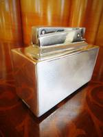 Art Deco Sterling Silver German Lighter