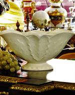 Crown Lynn Mid Century White Vase Shape 605 - Mint