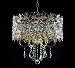 Flower Detail Crystal Chandelier $2500 Special order