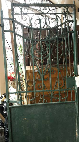 Single Antique Gate SOLD