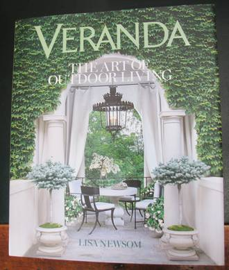 Veranda - The Art of Outdoor Living by Lisa Newsom $99.99