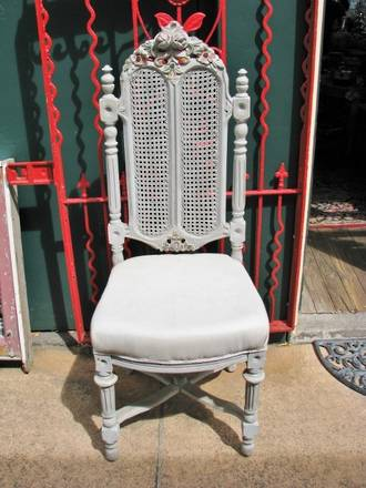French Antique Carved Chairs