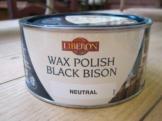 Liberon Wax Polish 500ml - Neutral, Sold out, on order