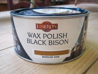 Liberon Wax Polish 500ml - Medium Oak - Currently out of stock - on order