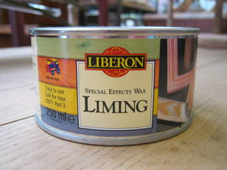 Liberon Liming Wax 250ml