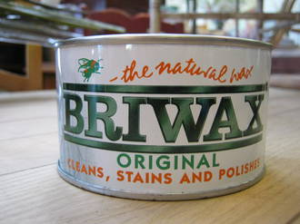 Briwax Original 400gms - Clear
