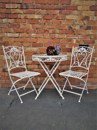 French Style Cafe Set BACK IN STOCK $395.00