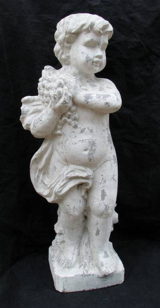 Cherub Statue Reproduction $325.00