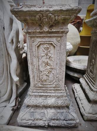 Large Decorative Plinth or Stand $3000 pair