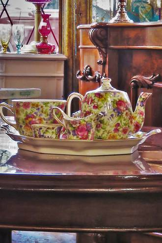 Royal Winton Chintz Breakfast Set SOLD