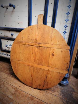 Genuine Antique French Cheese Board