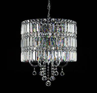 Crystal Chandelier with Crystal Drops $2500 Currently out of stock