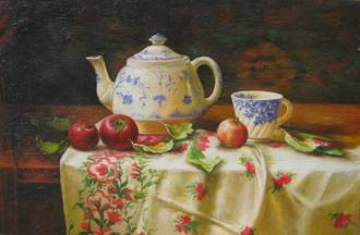 Still Life - Tea Pot