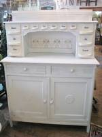 Rare French Kitchen Sideboard, Art Deco