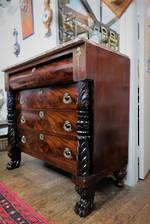 French Empire Style Chest of Drawers $2500