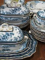Edwardian Wedgwood Dinner Service - Montrose -52 pieces 10 + Place Setting $995.00
