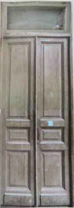 Antique Panelled European doors, 15 Sets Available $1950 pair