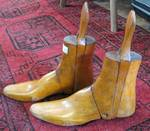 Antique Wooden Boot Lasts