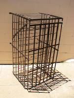 French Antique Wine Cage