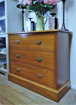 Antique Kauri Chest of Drawers $1350