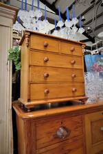 Antique Kauri Apprentice Chest of Drawers $595