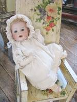 P.M. Antique Porcelain Baby Doll