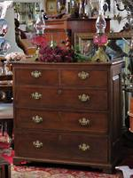 William & Mary Chest of Drawers - circa AD 1710 - $4500.00