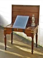 Extremely Rare Georgian Officers Campaign Desk SOLD
