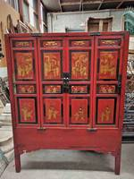 Antique Chinese Cabinet $3250