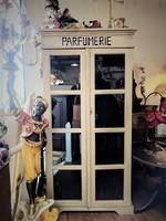 Solid Wood French Perfumerie Cabinet $1650