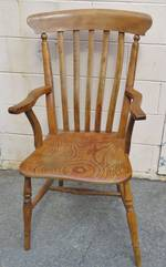 Antique Carver Chair $495.00