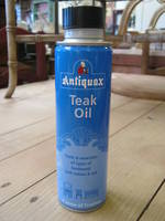 Antiquax Teak Oil 250ml out of stock, can order in