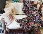 Birds of Paradise 100% Cotton Chenille Throw