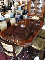 Vintage French Walnut Extension Table only $3500.00