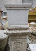Plain Concrete Plinth or Planter $225.00 each