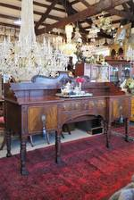 Extraordinary William IV Breakfront Credenza $5995
